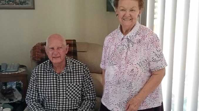 CELEBRATION: Keith and Shirley Endres are celebrating their 60th wedding anniversary.