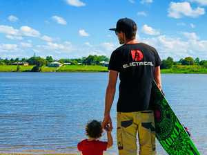 Wakeboarders get local backing