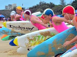 Bumper season of surf sports on the Sunshine Coast
