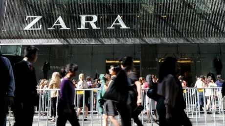Zara has proved more resilient against the retail winds.