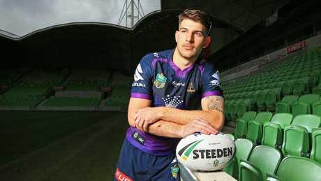 Curtis Scott calls Melbourne home. Picture: Mark Stewart
