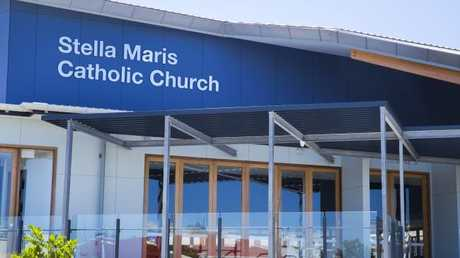 Stella Maris Catholic Church at Maroochydore. Picture: Lachie Millard