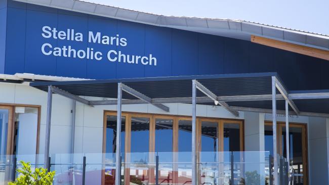 Stella Maris Catholic Church at Maroochydore. Picture: Lachie Millard