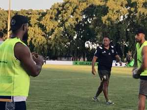Quade '$800k' Cooper steps out in club rugby
