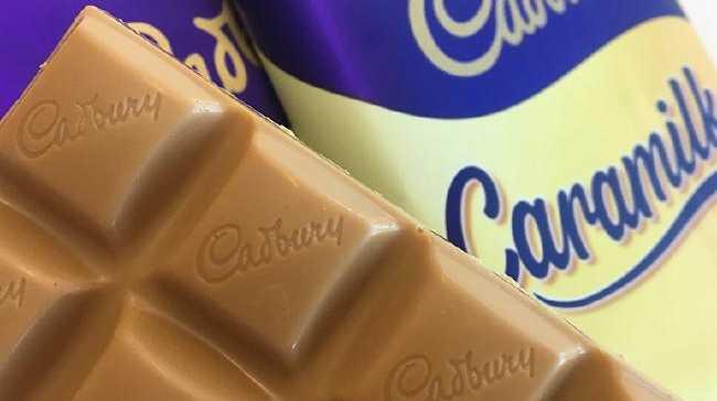 Chocolate-loving thief makes off with Cadbury Caramilk bars
