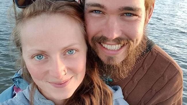 Travelling couple Anna Karg and Enoch Orious have been criticised for relying on charity to get by in New Zealand.