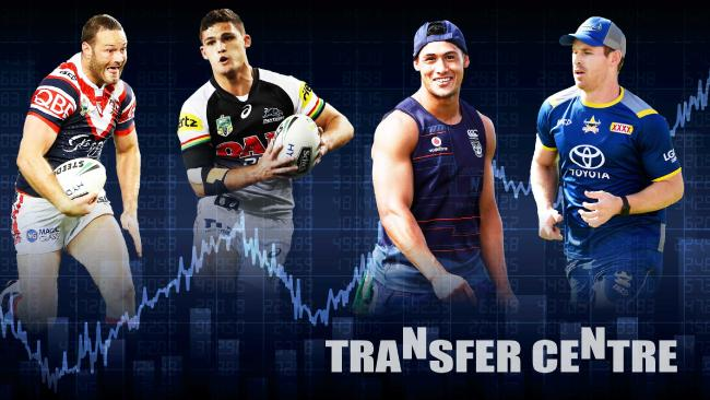 Artwork for NRL transfer story