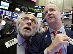 Wall St slumps again, Australian market set to follow