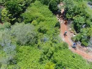 DRONE VIDEO: A Rockhampton rider's heaven moves forward