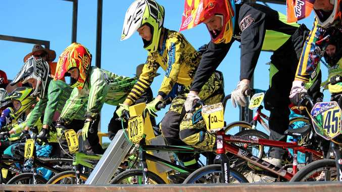 RIDE TIME: A Ride In2 BMX morning will be held at Rockhampton BMX Club on Sunday.