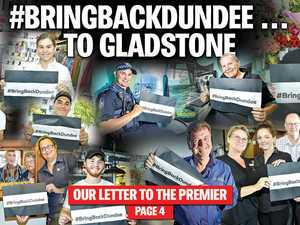 OPEN LETTER: The Observer says bring Dundee to Gladstone!