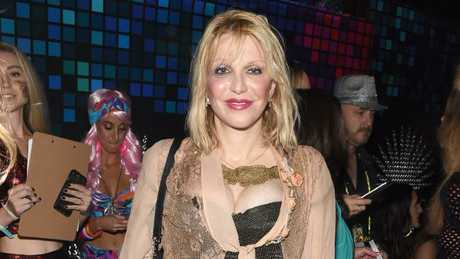 Enjoy 60-hour weeks? Go work for Courtney Love. Picture: Getty