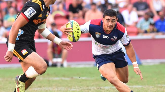 The Reds upset the Chiefs at Brisbane's Global Rugby Tens