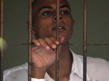 Tommy Schaefer was convicted of killing Sheila Von Weise at the St Regis Hotel in Bali. Picture: Lukman S Bintoro