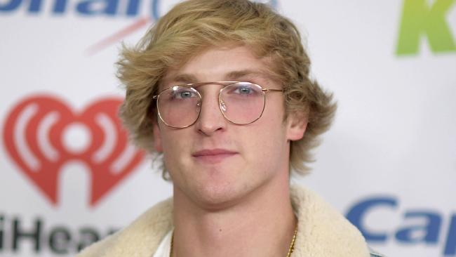 Logan Paul posted images of what appeared to be a suicide victim online, and he's sparked controversy again by posting more disturbing videos. Picture: AP