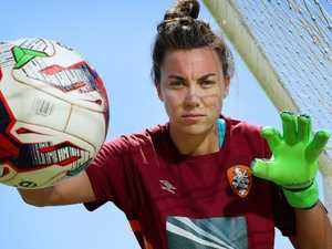 Brisbane Roar stopper eyes No.1 in semi-final
