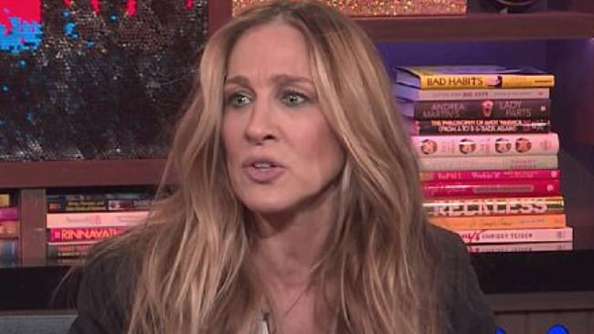 Sarah Jessica Parker on Watch What Happens Live
