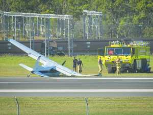 UPDATE: Gladstone Airport runway reopened after plane crash