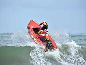 Dangerous rip takes Coast pair 200m out to sea