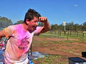 GALLERY: Colour run provides plenty of fun in Jandowae