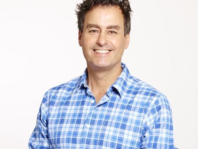 Former SEN host Mark Allen