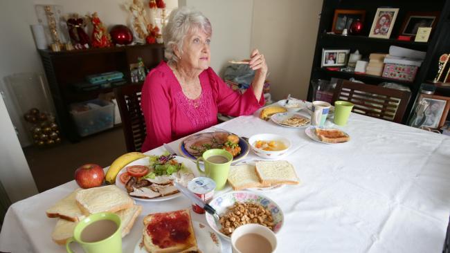 Pensioner Faye Trewick, 70, from Woodridge.