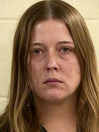Darlene Blount's mugshot. Picture: JCSO/Splash News