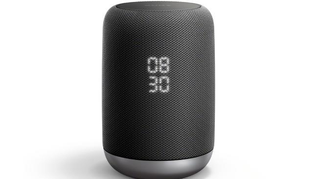 Sony LF-S50G Wireless Speaker is a fresh approach to Google Home.