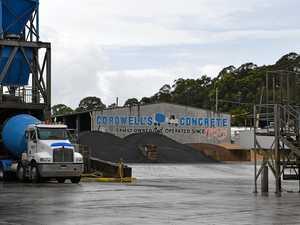 Coast business accused of polluting waterway