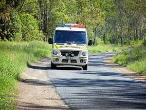 Five taken to hospital after head-on crash