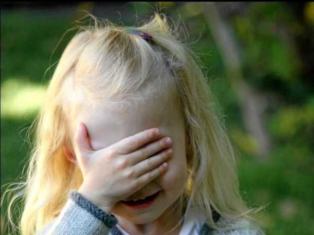 TELLING PORKIES: Children usually can learn to tell lies by around three years of age.