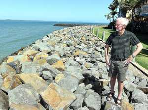 Resort at risk after seawall suitability revelations