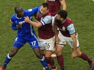 'Complete boss': Jedinak stars, sparks brawl in record win