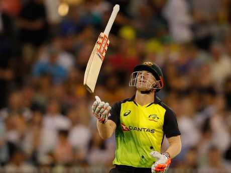 David Warner will get a rest ahead of Friday's T20 in New Zealand.