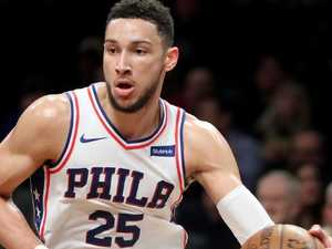 Simmons silenced: 'Shut your mouth'