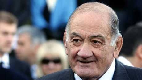 Former Wallabies captain Nicholas Shehadie useless at 92