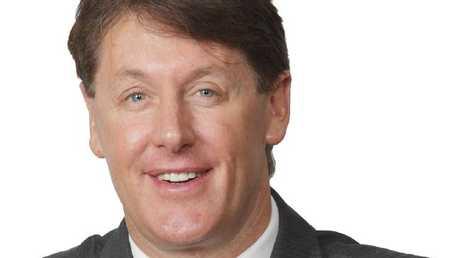 Logan councillor Darren Power.