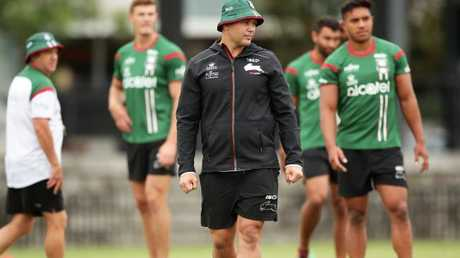 Anthony Seibold has given Greg Inglis control of his comeback.