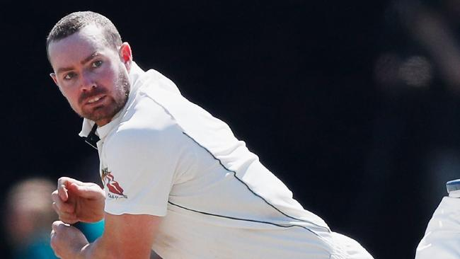 Jon Holland only took one wicket against South Australia.