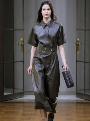Victoria has won praise for her tight tailoring and crisp silhouettes.