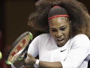 Serena, tennis stars fooled by fake news