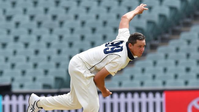 Chris Tremain has taken 28 wickets this season.