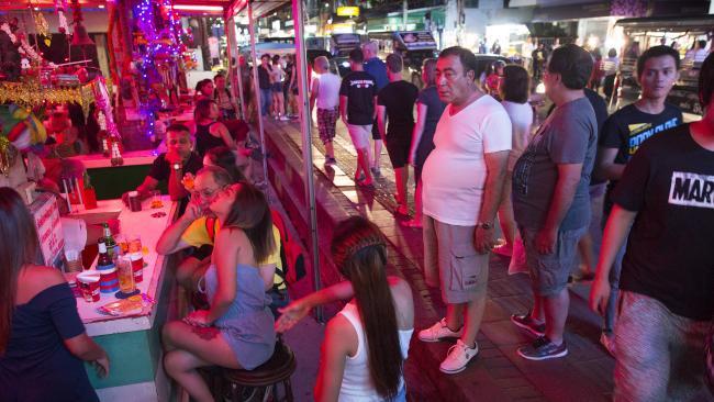 A Australian man was killed in Pattaya, Thailand.