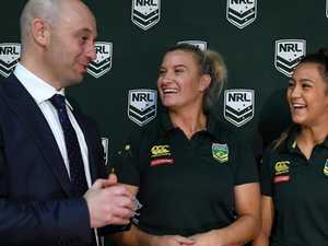 NRL clubs letting down women's game