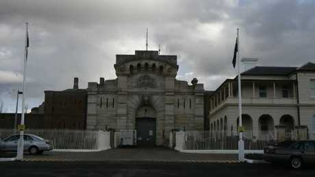 Bathurst jail is located about 200km northwest of Sydney.