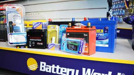 Battery World is for sale in Toowoomba.