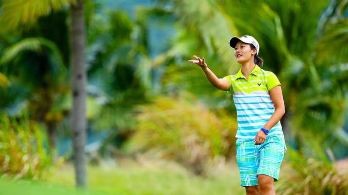XiYu Lin of China is one of the in-form golfers tipped to be among the prizemoney at Bonville Golf Resort next week when the Australian ladies Classic tees-off.