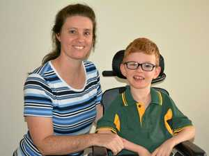 Lowood community gives brave young boy a lift