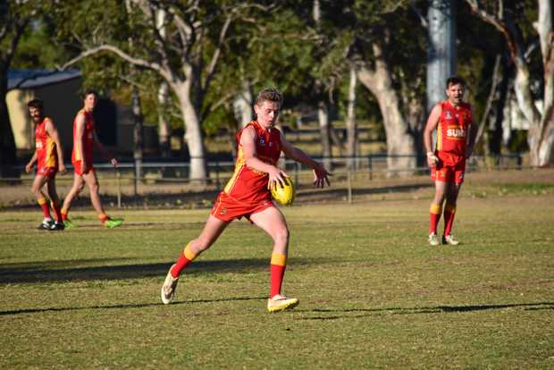 AUSSIE RULES: The 2018 men's competition will now be competed across one division.