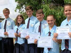 New school leaders at Chinchilla Christian College
